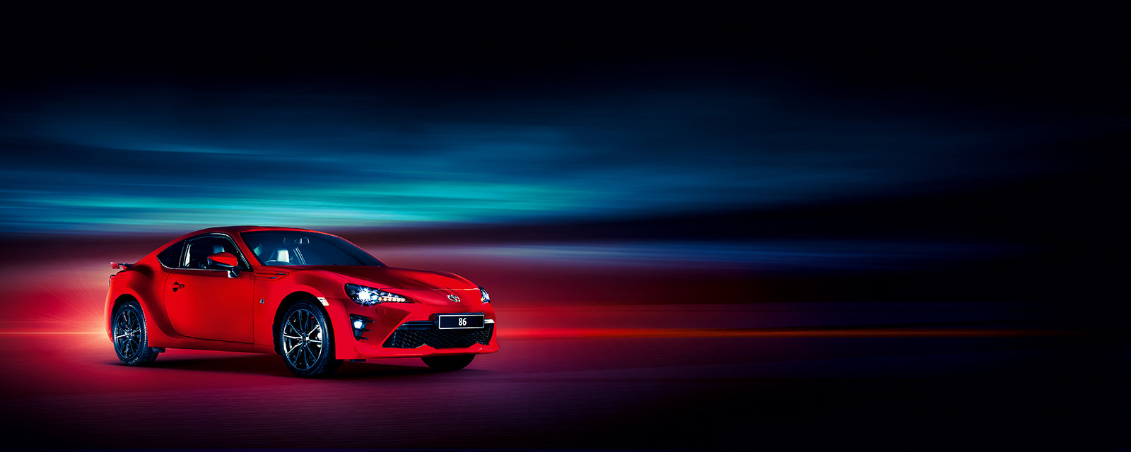 Studio Car Photography